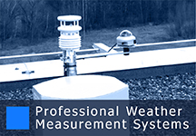 Professional Weather Measurement Systems